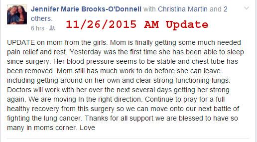 AM Update 11-26-2015