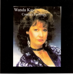 Country Feelings CD Front